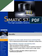 Simatic S7-400H