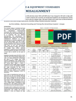 Voltage and Equipment Standard Misalignment PaperV
