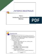 Automatismos Industriales (Tema 1)