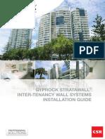 Gyprock 949 Strata Wall 201202