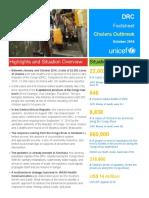 DRC Factsheet Cholera Outbreak - October 2016