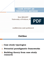Case Study Research Method 2 Hours