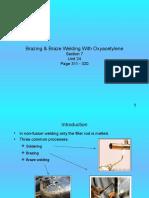 Braze & Brazing Process