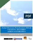 Euskal Ekonomia Demokraziaren Bidetik. VOCENTO, NEGURIKO AZKEN GOTORLEKUA