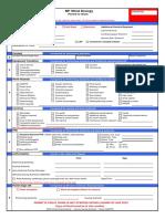 003-Attach C Permit to Work Form