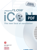 Introducing the Airflow iCON, the new face of ventilation