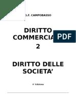 Diritto Commerciale  Le società