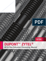 Zytel-All in One Extrusion Processes