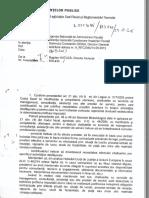 2015.10. Circulara aplicare HCJUE Alic C-463 Servicii abonament - PUNCT DE VEDERE.pdf