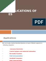 Applications of ES