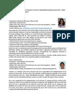Infosys NHRD Case Study 2015