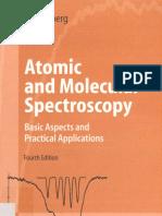 [] Atomic and Molecular Spectroscopy
