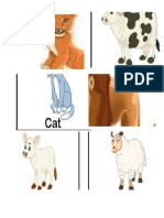 animal and their young clipart.docx