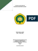 Biologi Tanah - Acara i Dan II