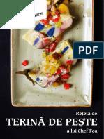 9. Reteta Terina - ChefXperience