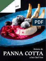 12. Reteta Panna Cotta - ChefXperience