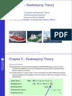 seakeeping theory