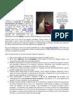 Lavoisier y El Oxígeno (4to Sec)