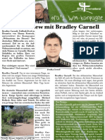 Interview Bradley Carnell Juni 2010