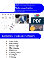 Clinical Laboratory Medicine
