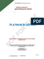 Platinum Blue