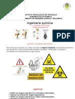 Ingenieria Quimica Exposicion de Peligros Ergonomicos