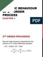 W5 Chap 1 Dynamic Behaviour 2nd Order Std