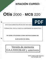 Otis 2000 Util de Pruebas