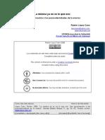 Una aproximación a las posmodernidades de la música, R. López C..pdf