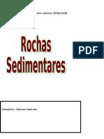 Trab Rochas Sedimentares Cn 6º