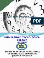 Presentación -Ministerio Público 1