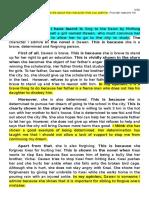 Section D Novel