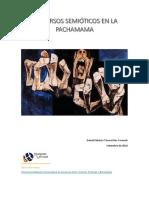 Universos Semióticos en La Pachamama