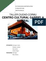 Centro Cultural Gabriel Mistral