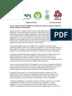 Nueva revisión exhaustiva del glifosato de Monsanto acentúa la urgente necesidad de adoptar medidas a nivel mundial