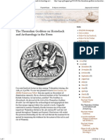 CIG-ICG_ the Thessalian Goddess on Horseback and Archaeology in the News