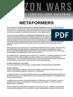 160522 Hw Metaformers