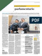 Candado parlamentario