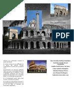 Arquitectura Clásica Romana