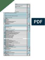 Comparativo de las normas ISO