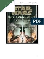 Aprendiz de Jedi 01 - El Resurgir de La Fuerza