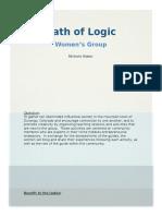 Path of Logic