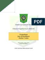 2. Pq E-seleksi Jasa Konsultansi Kananga 2016