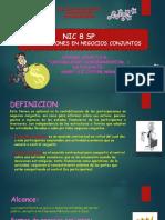 Exposicion Nic 8 Sp