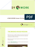 Ready to Work Impact Report 2015 - 2016