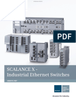 Brochure Industrial Ethernet Switches English