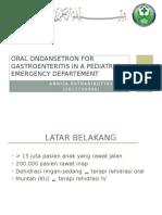 Jourding Ondansentron Oral