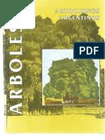 Arboles Autoctonos Argentinos de Biloni Jose