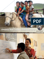 Peace Corps OST Overview of PC February 2013