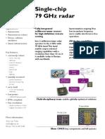 79G Radar Leaflet